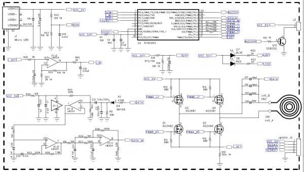 《新唐科技推出符合qi标准5w无线充电tx端方案》,《新唐mini55/mini57