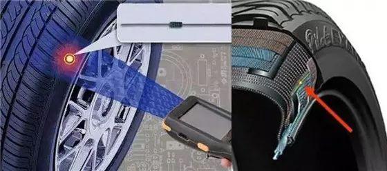 村田RFID标签在轮胎管理的应用