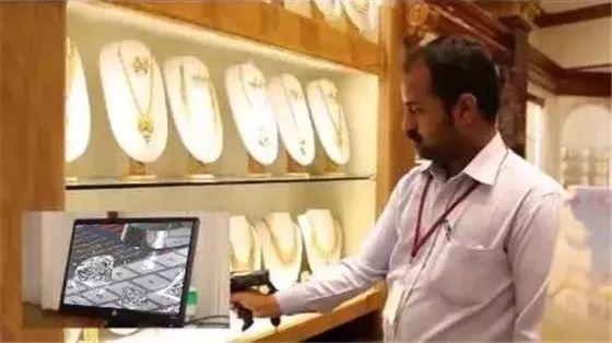 村田RFID标签在珠宝智慧管理的应用
