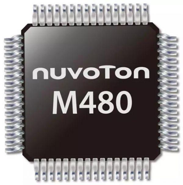 新唐M480单片机