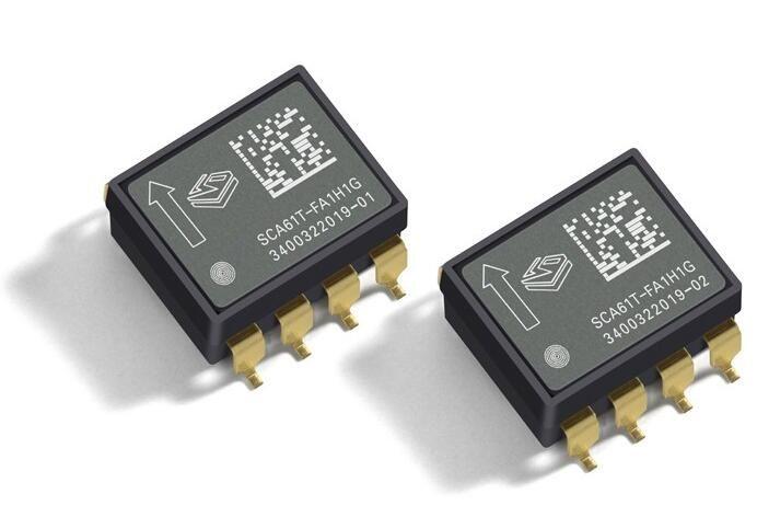 SCA61T系列加速度传感器