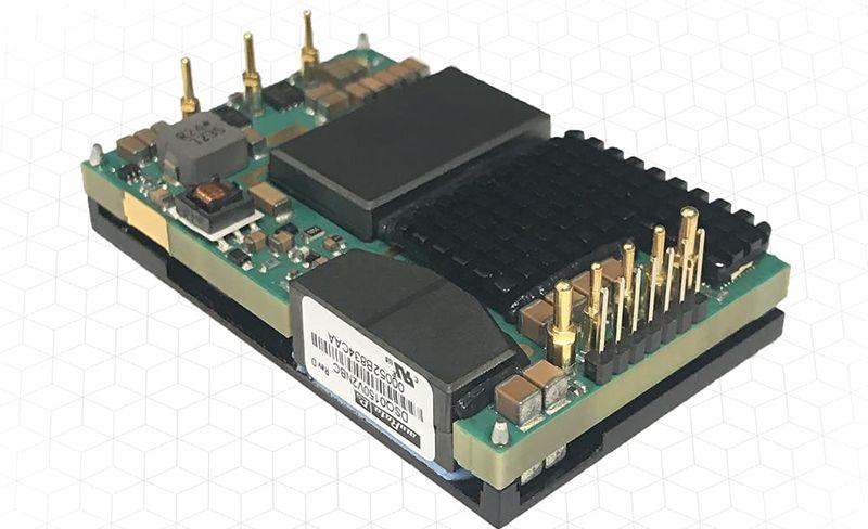 村田600WDOSA标准的数字DC-DC转换器
