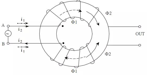图1共模电感的作用