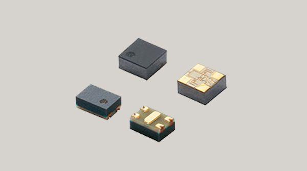 Murata LXRW NFC可变电容器