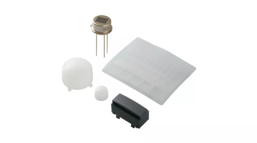 热电型红外线传感器全家福